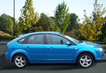 Rent a car Cluj Napoca - Ford Focus