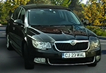 Rent a car Cluj Napoca - Skoda Superb