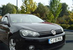 Rent a car Cluj Napoca - VW Golf